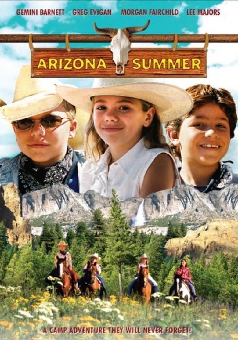 Arizona Summer movie poster