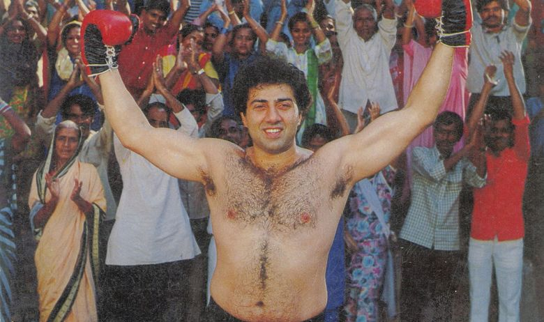 Arjun (1985 film) movie scenes