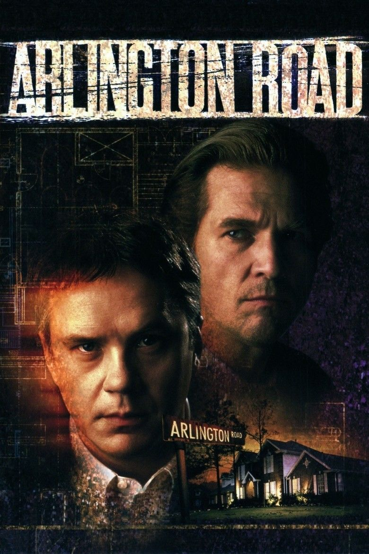 Arlington Road movie poster