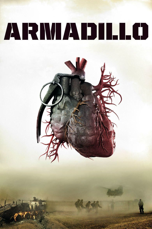 Armadillo (film) movie poster