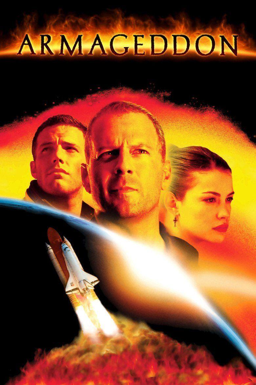 Armageddon (1998 film) movie poster