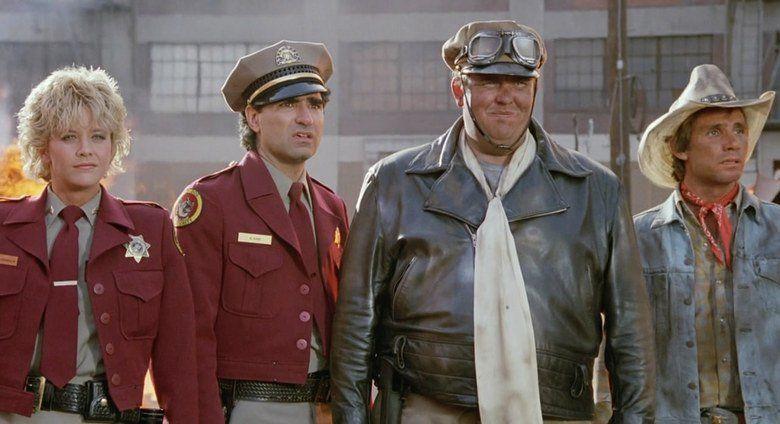 Armed and Dangerous (film) movie scenes
