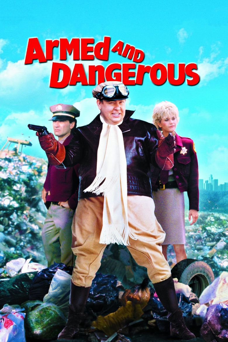Armed and Dangerous (film) movie poster