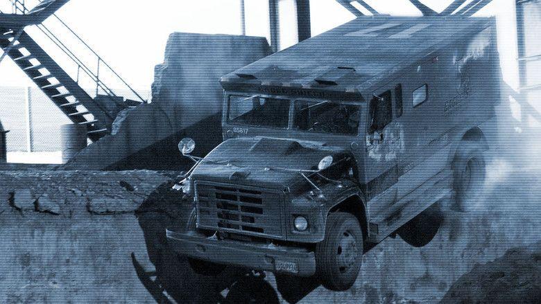 Armored (film) movie scenes