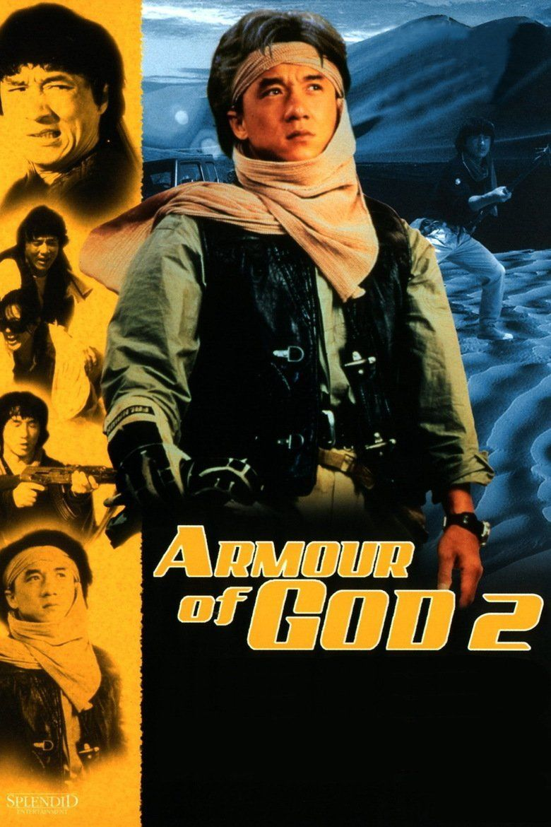 Armour of God II: Operation Condor movie poster