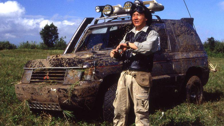 Armour of God II: Operation Condor movie scenes
