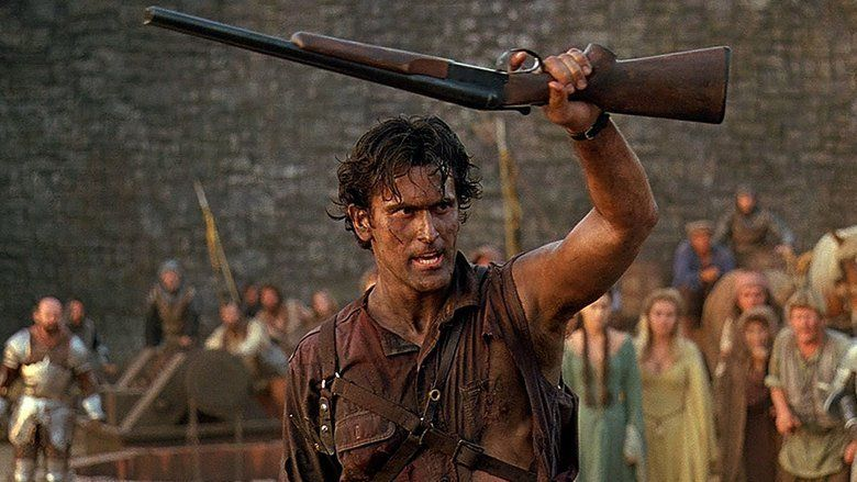 Army of Darkness movie scenes