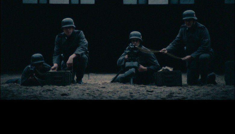 Army of Shadows movie scenes
