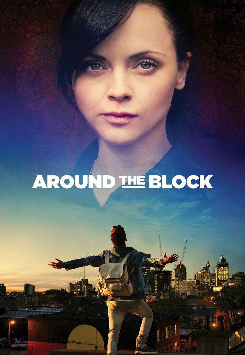 Around the Block (film) movie poster