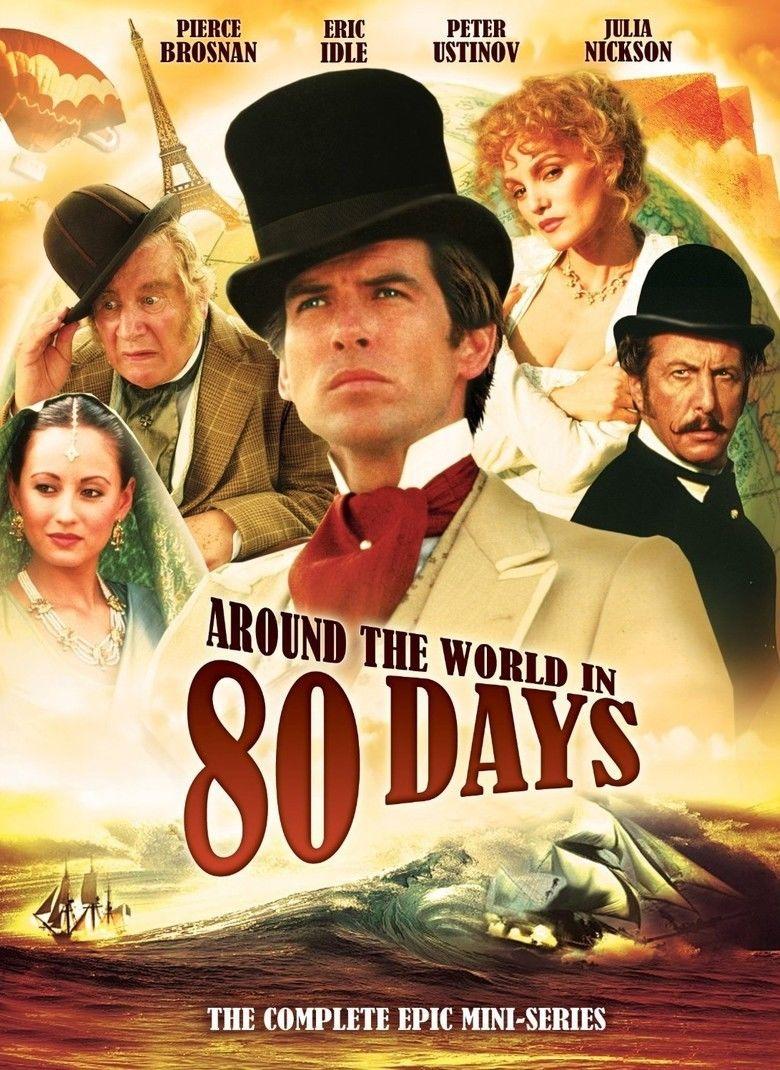 Around the World in 80 Days (miniseries) movie poster