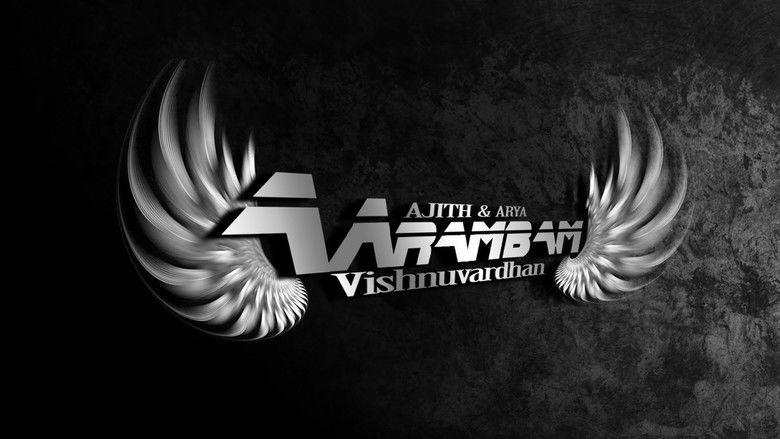 Arrambam movie scenes