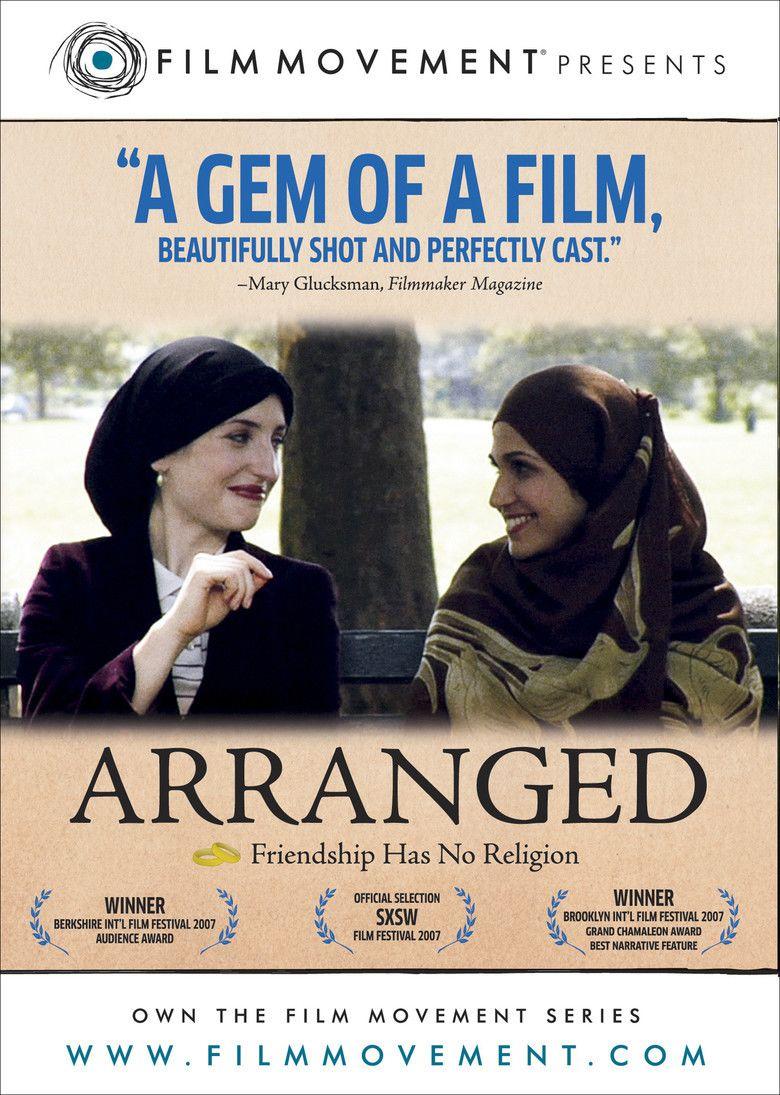 Arranged (film) movie poster