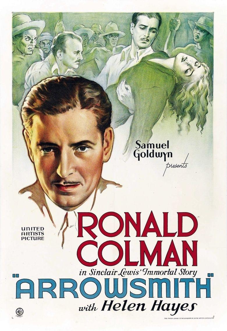 Arrowsmith (film) movie poster