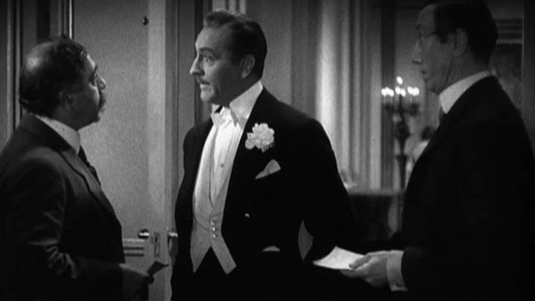 Arsene Lupin (1932 film) movie scenes