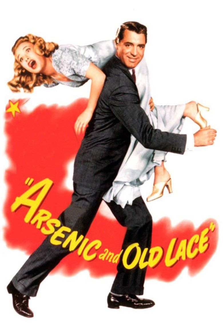 Arsenic and Old Lace (film) movie poster