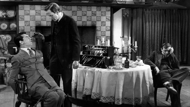 Arsenic and Old Lace (film) movie scenes