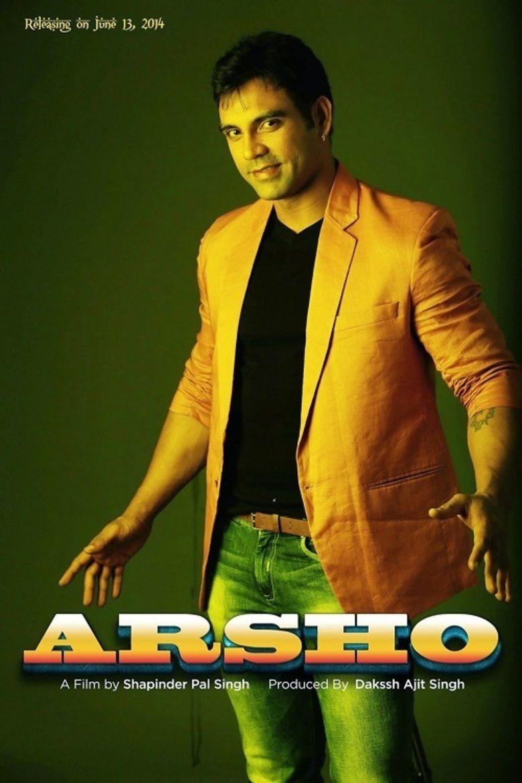 Arsho movie poster