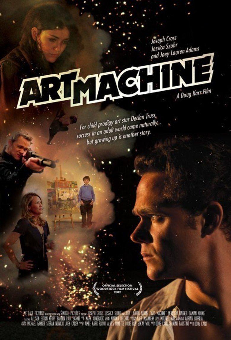Art Machine movie poster