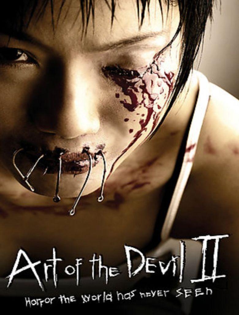 Art of the Devil 2 movie poster