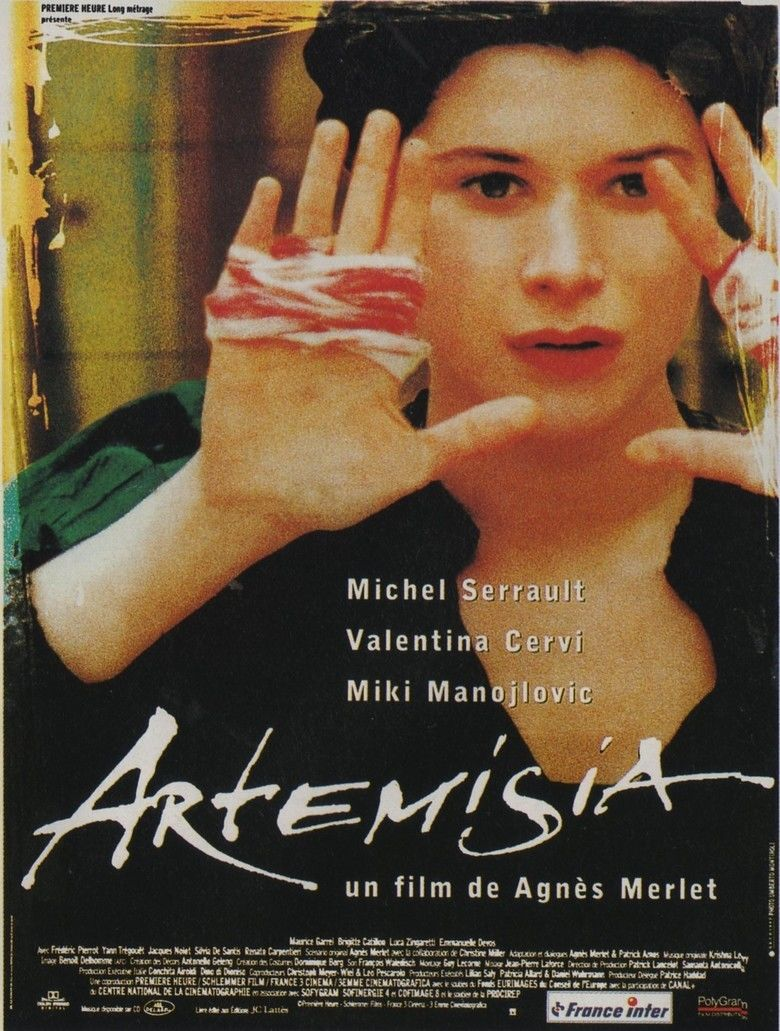 Artemisia (film) movie poster