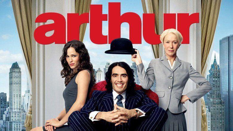 Arthur (2011 film) movie scenes