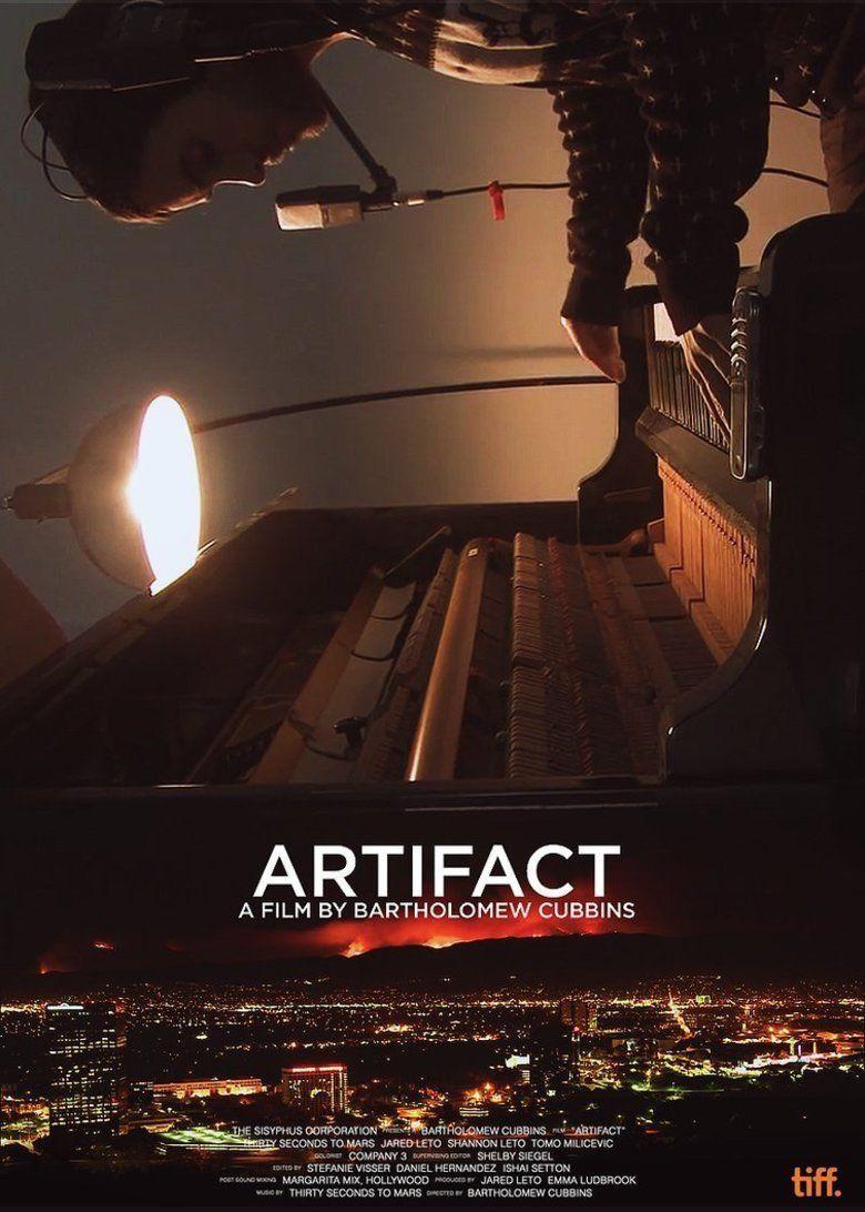 Artifact (film) movie poster
