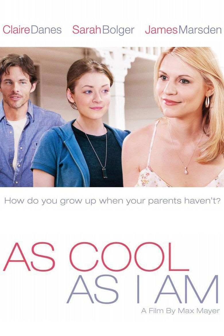 As Cool as I Am (film) movie poster