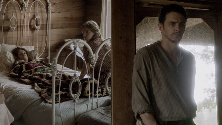 a chapter analysis of the story of as i lay dying James franco's adaptation of william faulkner's novel is perhaps not entirely  successful, but it's a brave and interesting attempt to pull off a film.