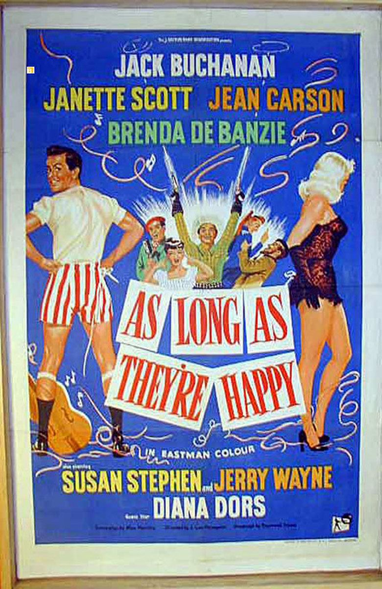 As Long as Theyre Happy movie poster