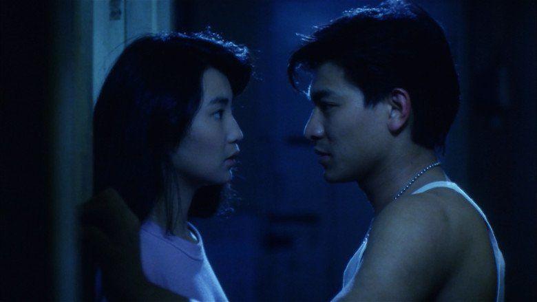 As Tears Go By (film) movie scenes