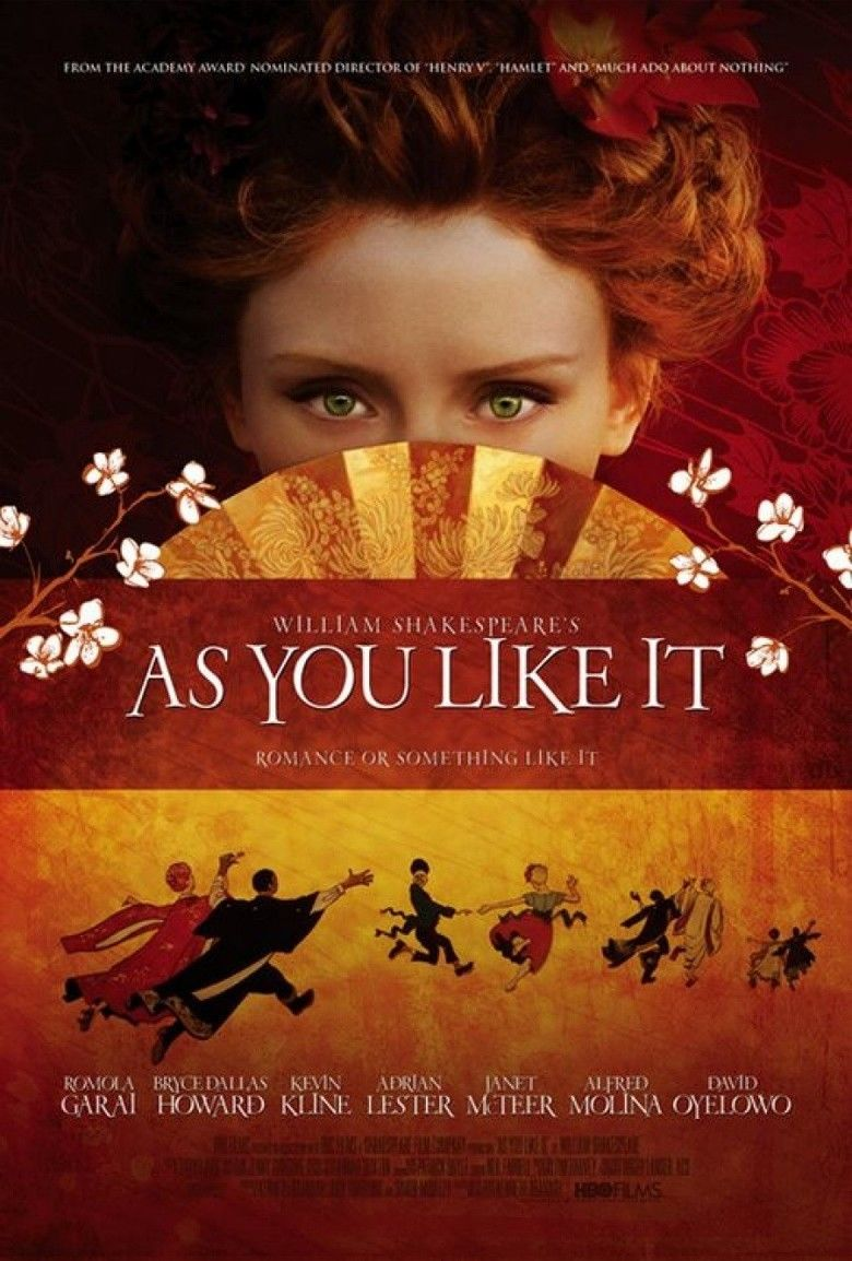 As You Like It (2006 film) movie poster