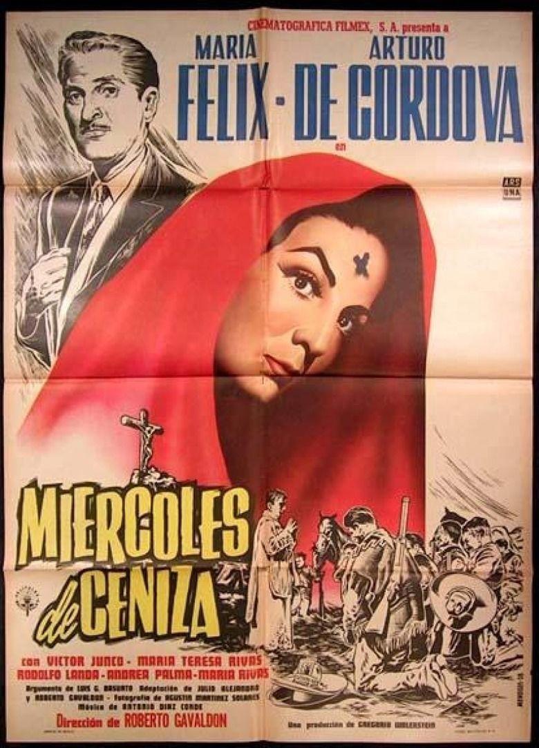 Ash Wednesday (1958 film) movie poster