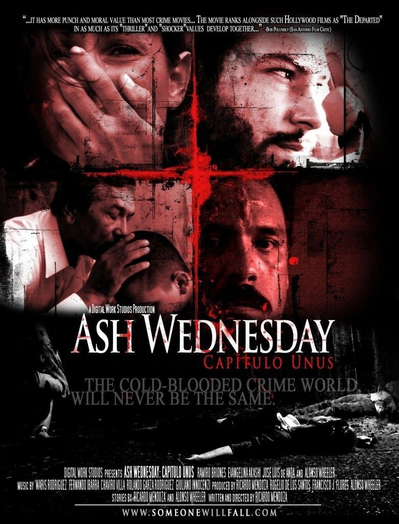 Ash Wednesday (2002 film) movie poster