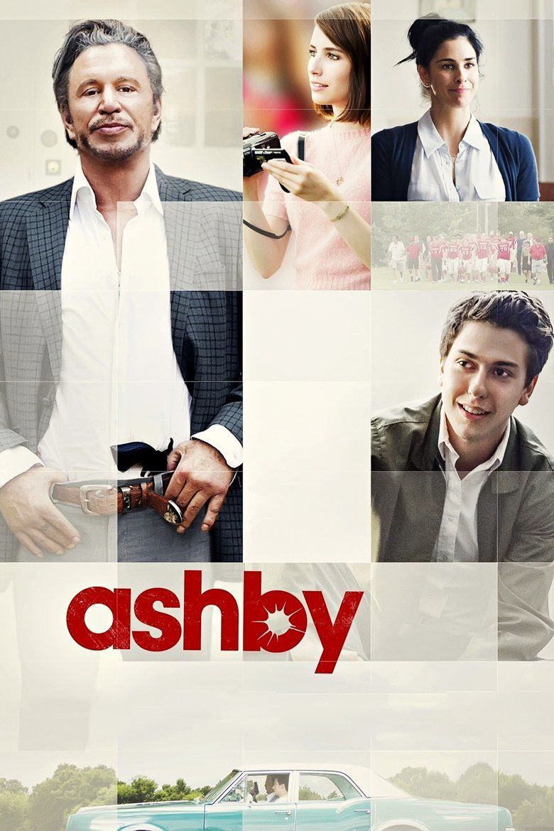 Ashby (film) movie poster
