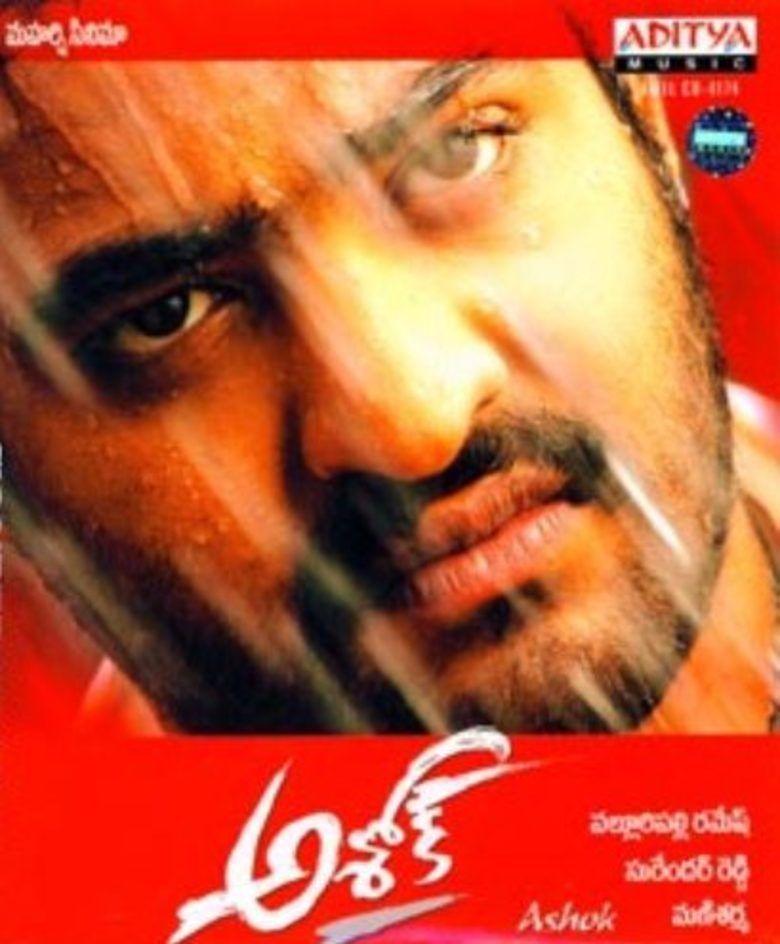 Ashok (film) movie poster
