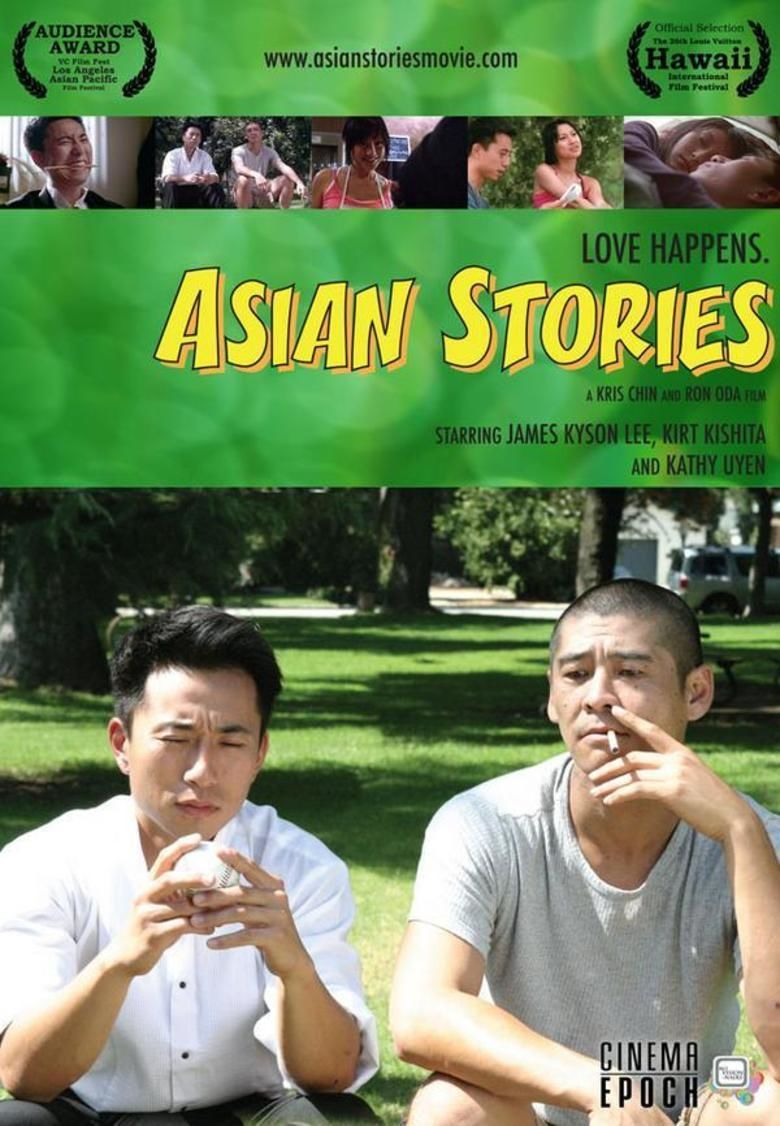 Asian Stories movie poster