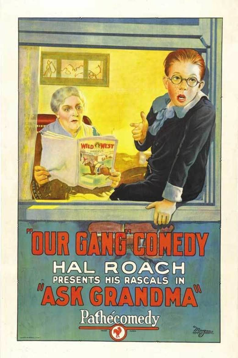 Ask Grandma movie poster