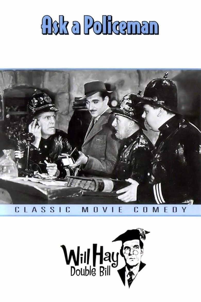Ask a Policeman movie poster