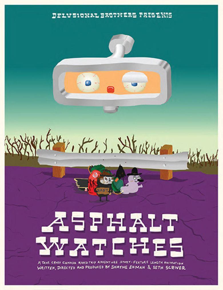 Asphalt Watches movie poster