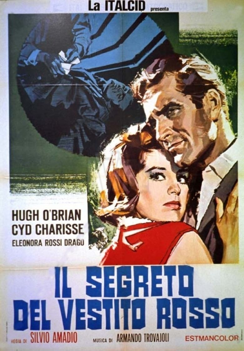 Assassination in Rome movie poster