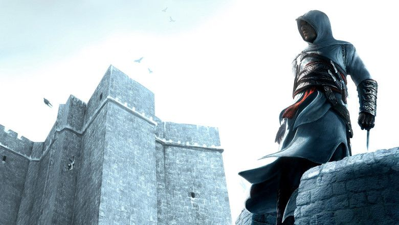 Assassins Creed: Lineage movie scenes
