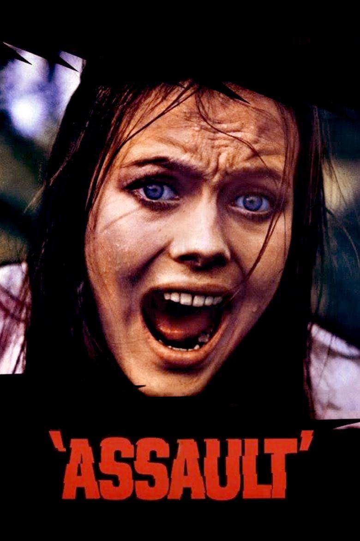 Assault (film) movie poster