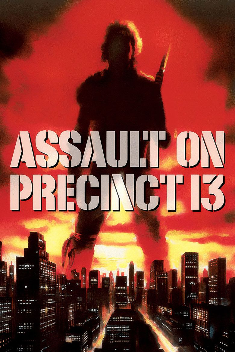 Assault on Precinct 13 (1976 film) movie poster