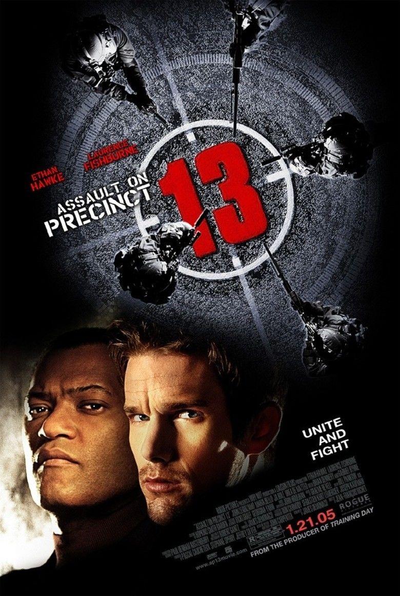 Assault on Precinct 13 (2005 film) movie poster