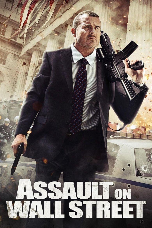 Assault on Wall Street movie poster