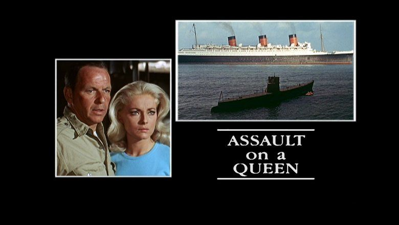 Assault on a Queen movie scenes