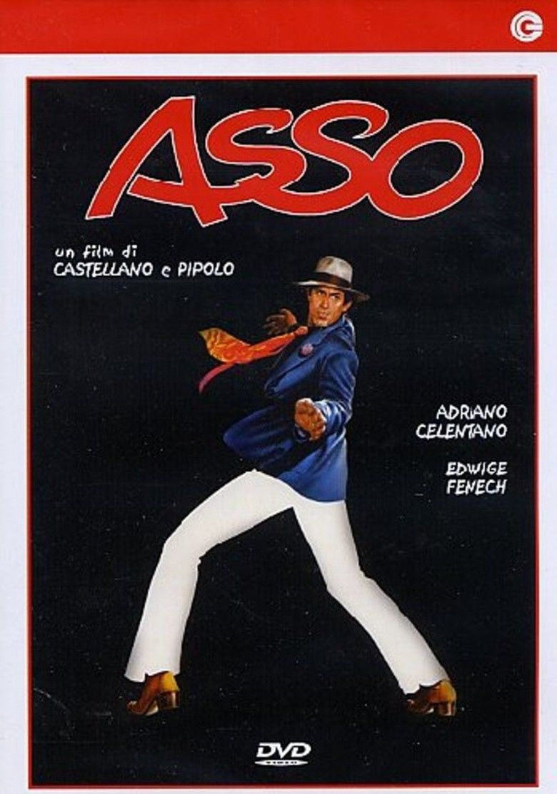 Asso (film) movie poster