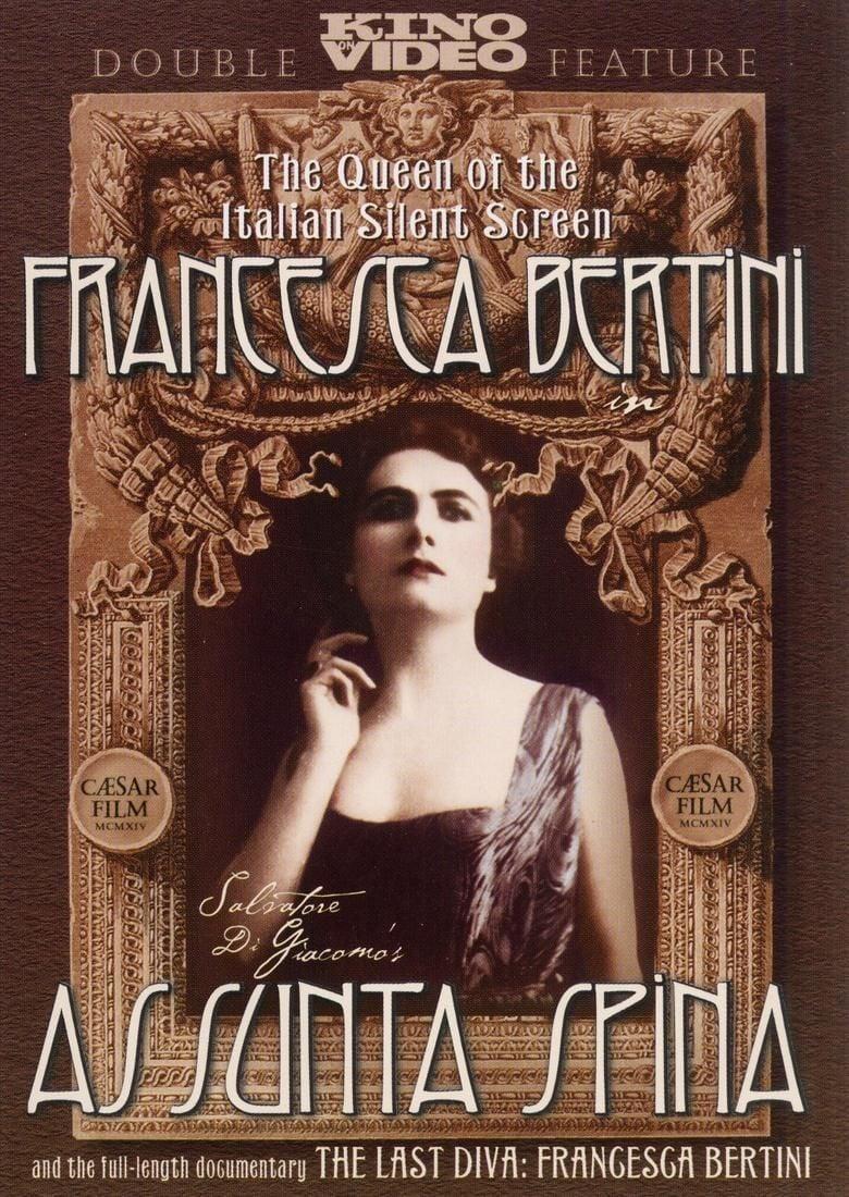 Assunta Spina (1915 film) movie poster