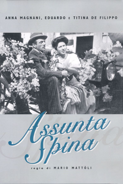 Assunta Spina (1948 film) movie poster