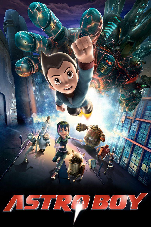 Astro Boy (film) movie poster